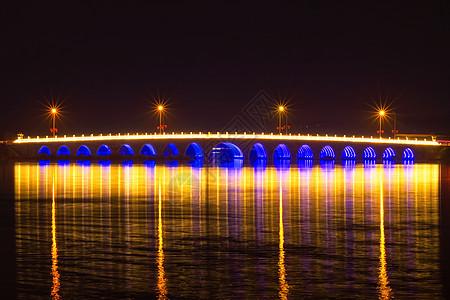 武汉楚河上的桥图片