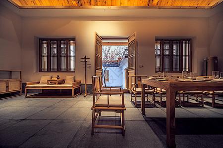 新中式家居图片