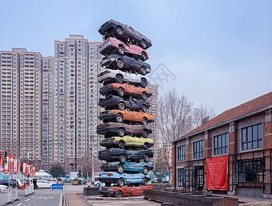 武汉江城壹号文化创意园入口图片