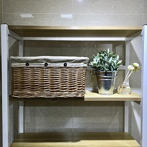 浴室储物图片