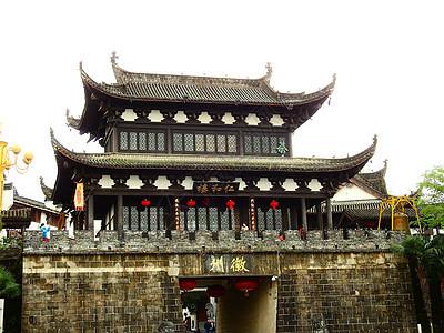 徽州古城楼picture