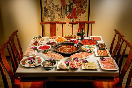 火锅食物图片