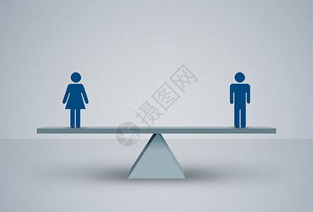 男女平等图片