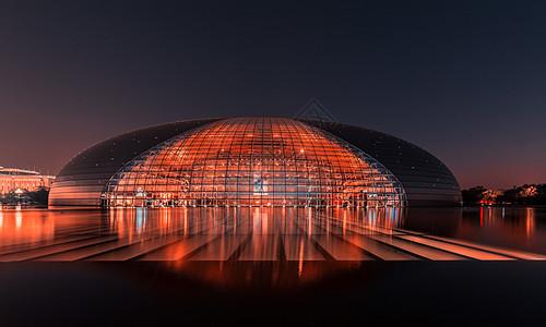 北京国家大剧院图片