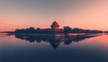 北京故宫角楼图片