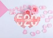 520浪漫鲜花背景图片