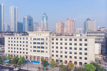武汉港大楼图片
