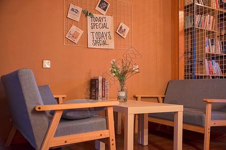 咖啡厅内景图片