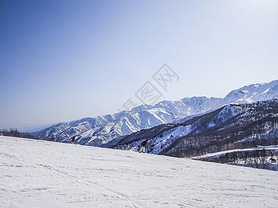 梅池高原滑雪场图片
