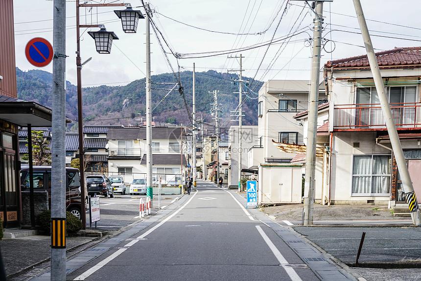 日本街道图片