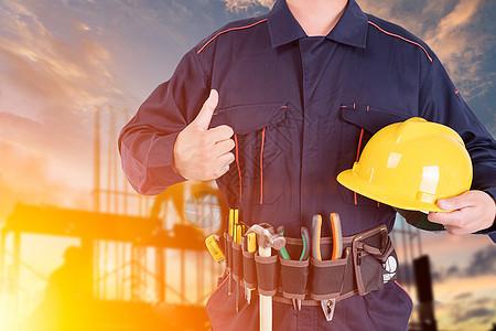 安全生产建筑图片