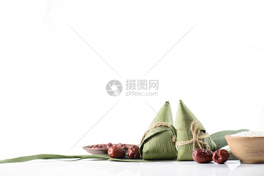 传统节日端午节粽子图片