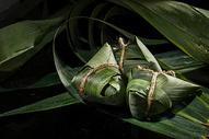 端午节粽子绿色大图图片