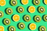 创意水果合成图片