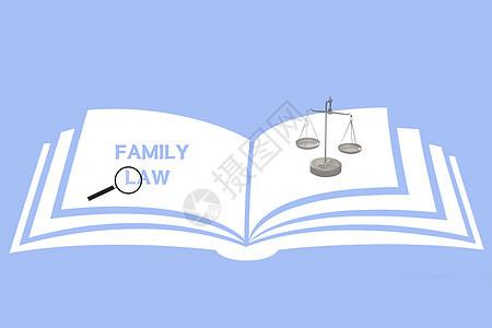 婚姻家庭法图片
