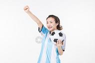 活力足球宝贝加油图片