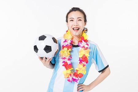 足球宝贝图片