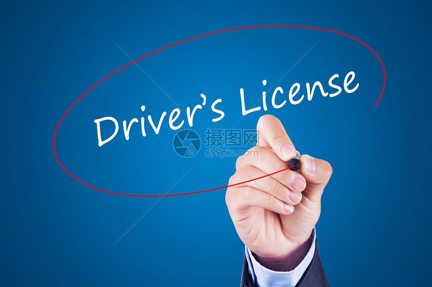 驾驶证图片