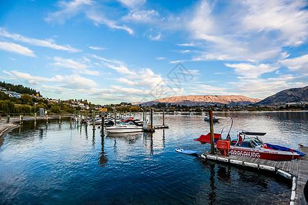 新西兰风光图片