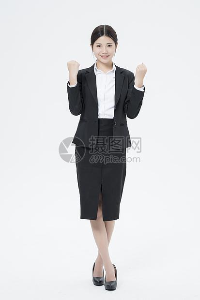 职业商务女性形象图片