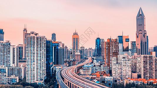 上海魔都CBD图片