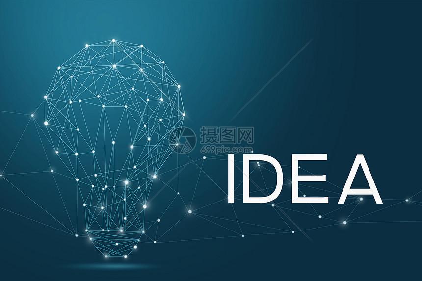 创意灯泡创意图片