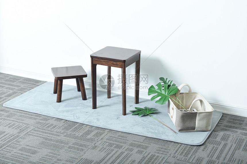 北欧日式中式现代简约实木家具图片
