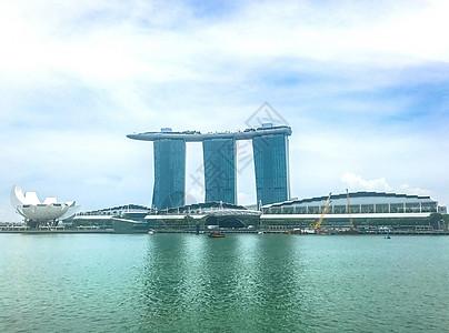 新加坡城市建筑图片