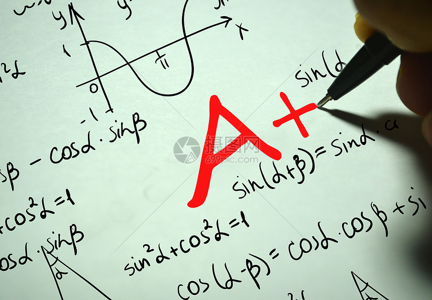 考试等级评测图片