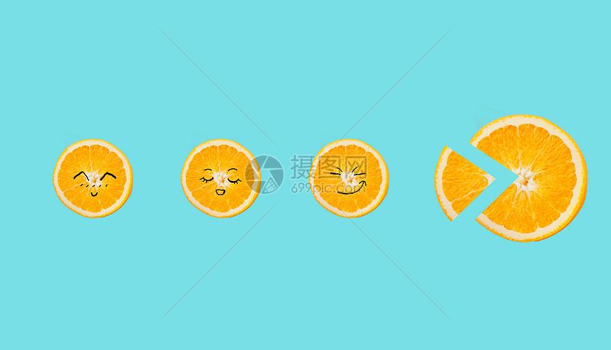 柠檬标签图片