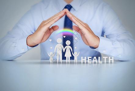 呵护家人身体健康图片