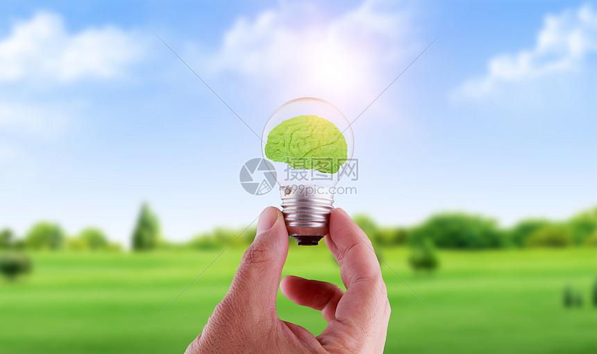 环保创意图片