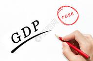 手写GDP图片