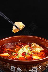 麻辣水煮鱼片图片