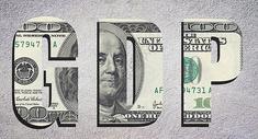 美元GDP图片