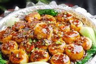 肉酱日本豆腐图片
