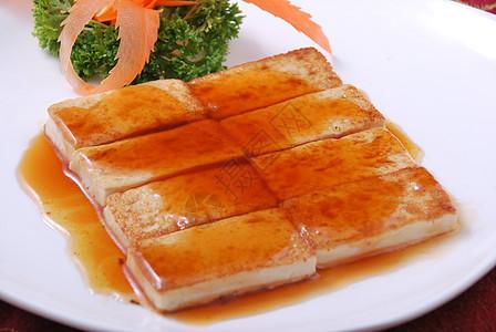 茄汁千叶豆腐图片
