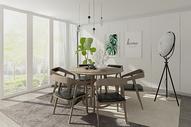 现代餐厅空间设计图片