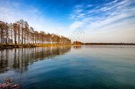 武汉东湖绿道风光图片