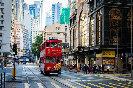 香港 轨道电车图片