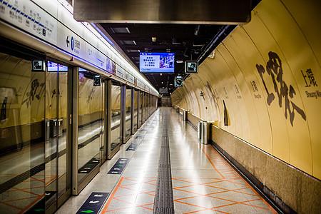 香港地铁图片