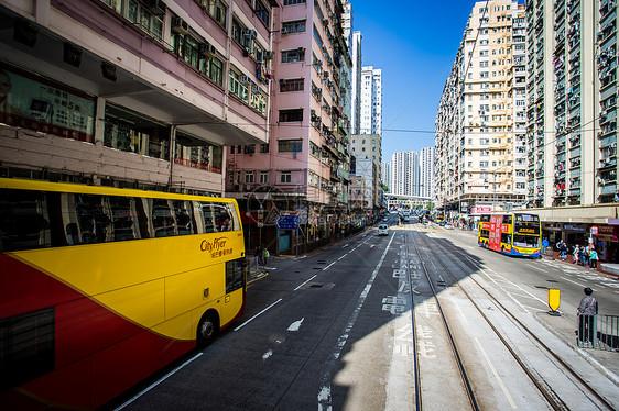 公共交通图片