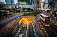 香港交通图片