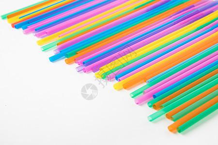 彩色塑料吸管图片