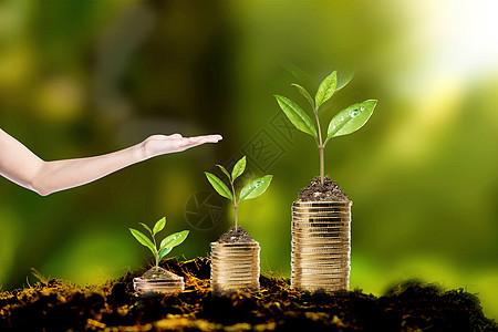 投资增长图片