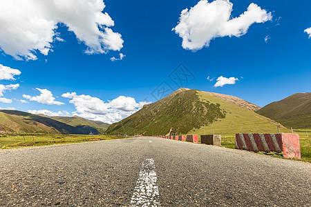 川藏线公路图片