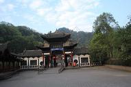 成都青城山图片