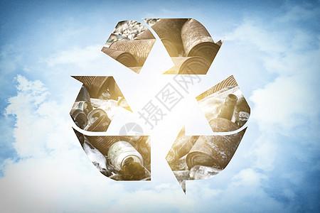 垃圾回收图片