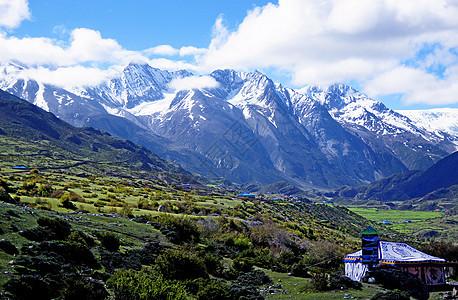 德钦梅里雪山图片
