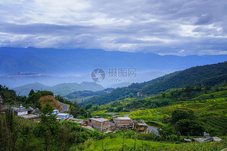 云南红河红河谷图片